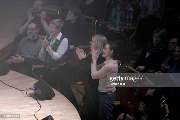 Wise Guys 'Das Beste aus 25 Jahren die Abschiedstour' Daniel Dichopf Björn Sterzenbach Eddi Huenike Marc Sahr und Nils Olfert Philharmonie Köln