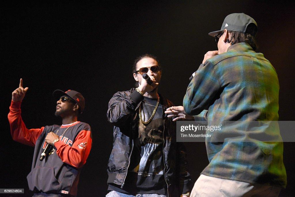 Snoop Dogg's Puff Puff Pass Tour - Oakland, CA : News Photo