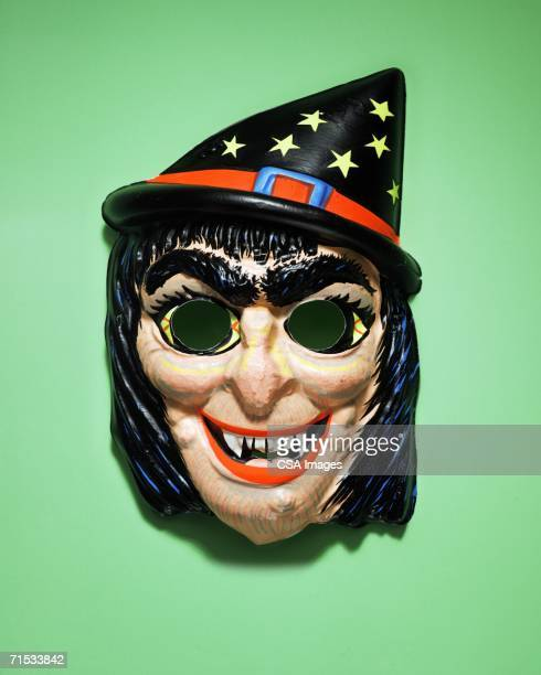 witch mask - image stock pictures, royalty-free photos & images
