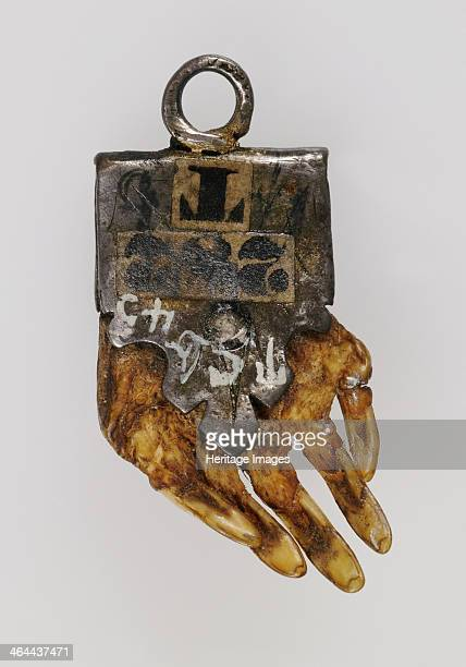 Witch mole's paw 18th century Found in the collection of the Germanisches Nationalmuseum Nuremberg