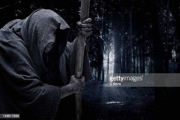 witch - very scary monsters stock photos and pictures