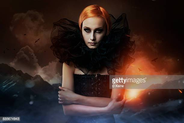 witch - vampire stock pictures, royalty-free photos & images