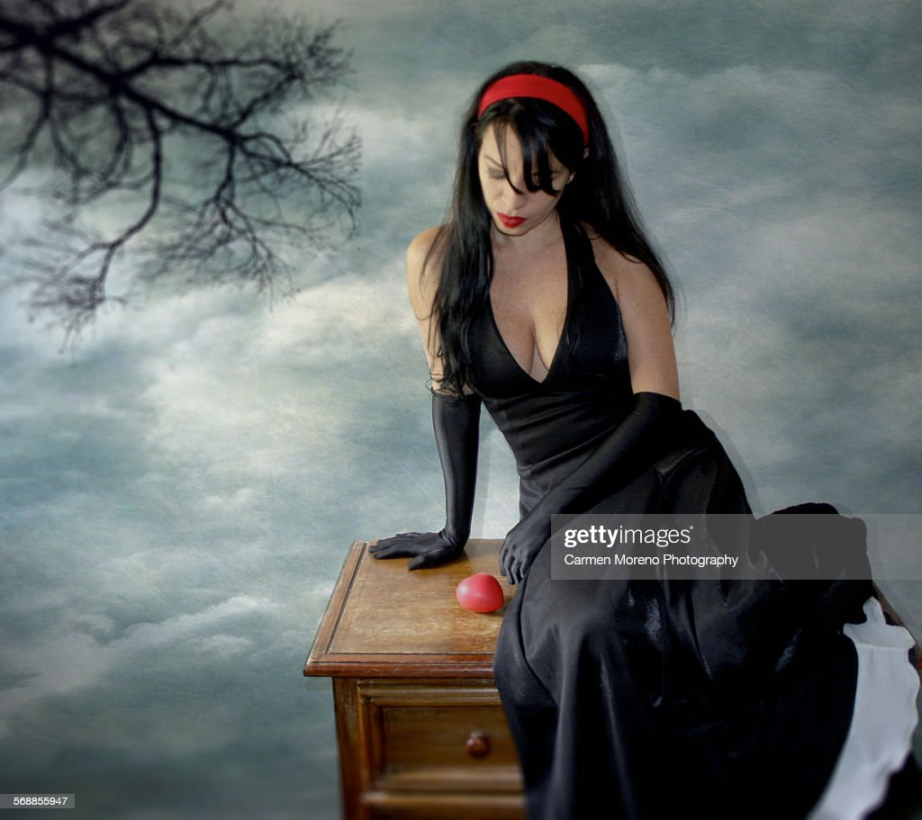 Witch : Stock Photo