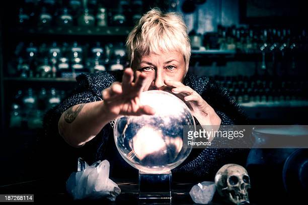 Witch Series: Crystal Ball