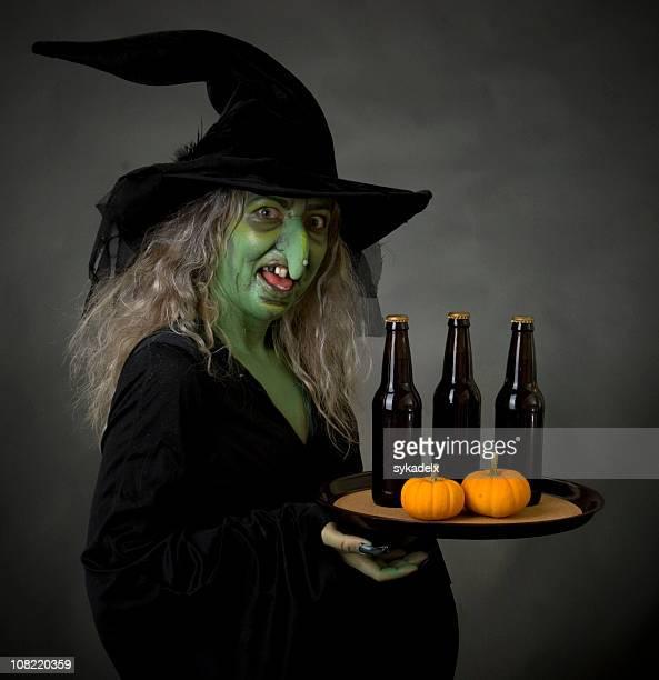 Witch Waitress