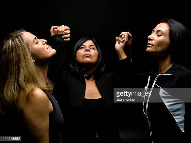 witchcraft sessione - culto foto e immagini stock