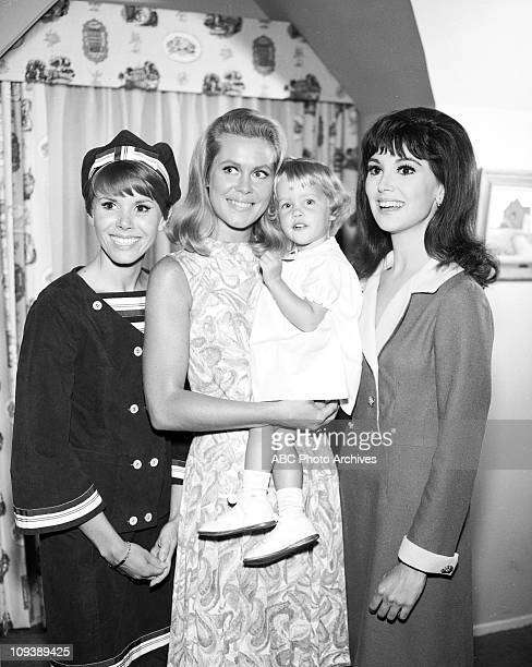 BEWITCHED Witches And Warlocks Are My Favorite Thing Airdate September 29 1966 JUDY CARNE ELIZABETH MONTGOMERYERIN MURPHY OR DIANE MURPHYMARLO THOMAS