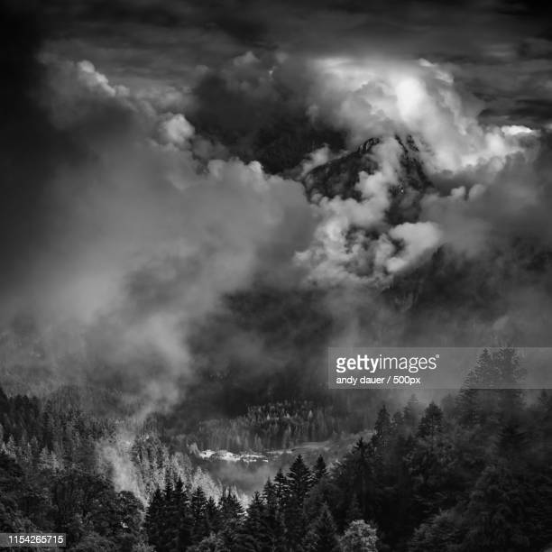 witches caldron - andy dauer stock photos and pictures
