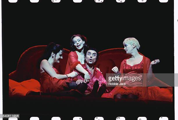 Witches of Eastwick on Stage