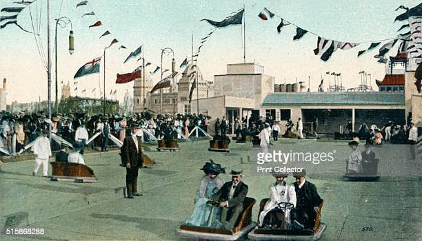 'Witching Waves Imperial International Exhibition London' 1909 The Imperial International Exhibition was a world's fair held in White City London in...
