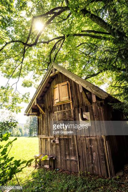 witch's hut - lenggries stock pictures, royalty-free photos & images