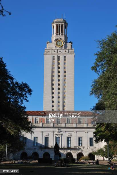 USvote2012politicseconomyRepublicanFOCUS The University of Texas at Austin's clock tower is seen on October 4 2011 Some 40 percent of the jobs...