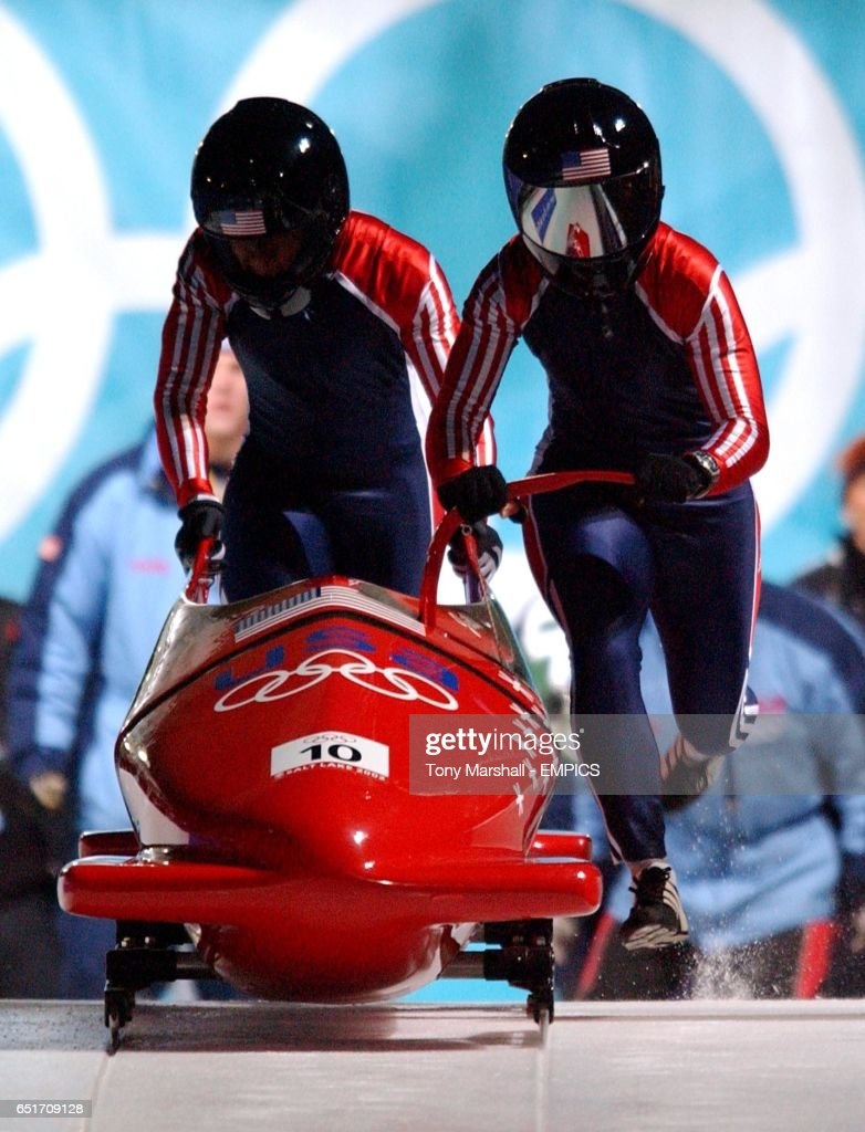 images Vonetta Flowers Olympic medal in bobsleigh