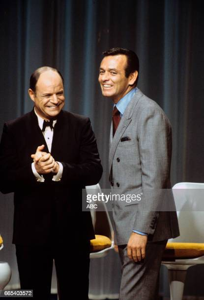'With David Janssen' 1968 talent DON RICKLES DAVID JANSSEN photographer ABC credit ABC source American Broadcasting Companies Inc cap writer RETNA