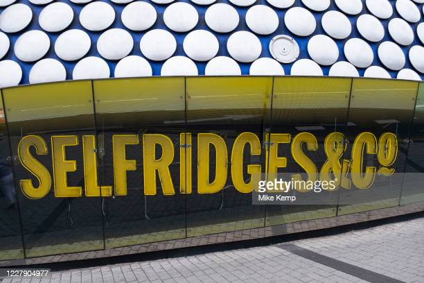 With most shops now open but with retail sales suffering due to the Coronavirus pandemic, upmarket department store Selfridges & Co has announced 450...