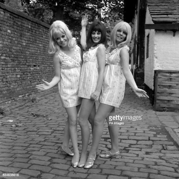With musical supporters like 'The Dollies' a Cheshire singing trio how can Manchester United fail in their search for continued success The 20 year...