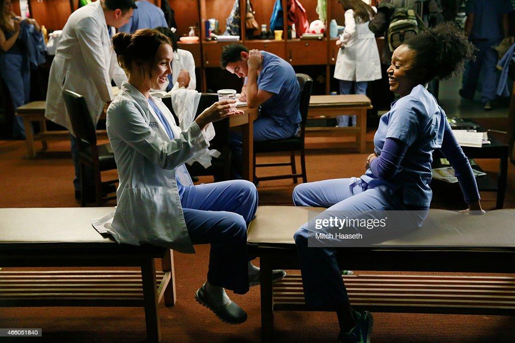 "ABC's ""Grey's Anatomy"" - Season Eleven"