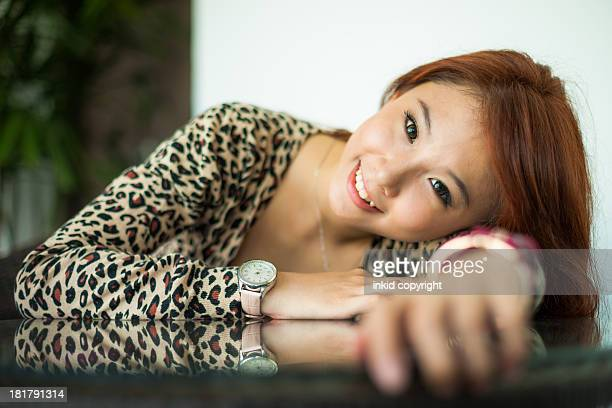 with ruru - malaysia beautiful girl stock photos and pictures