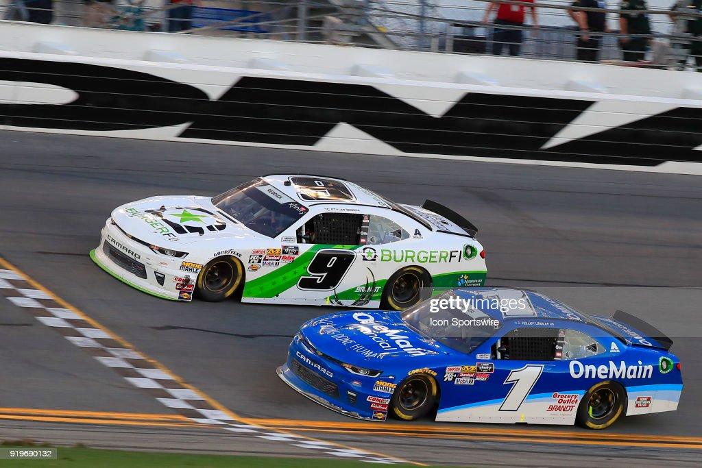 AUTO: FEB 17 NASCAR Xfinity Series - POWERSHARES QQQ 300 Pictures ...
