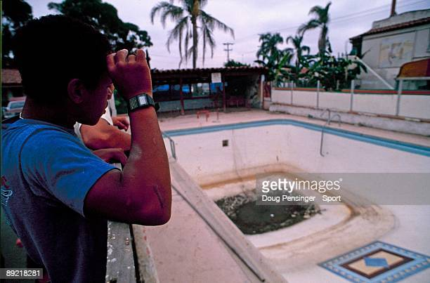 With the demise of skateboard parks due to staggering insurance rates skateboarders head back to the streets and neighborhoods to scope out empty and...