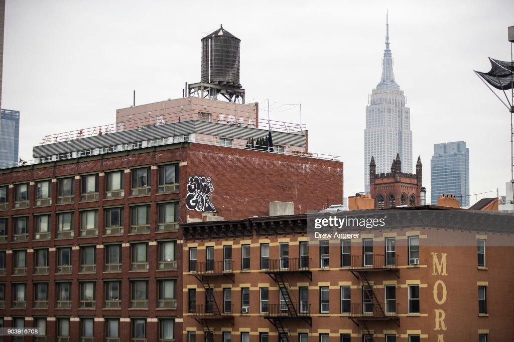Price Of Apartment Rent In Manhattan Drop At Rate Unseen 4 Years News Photo