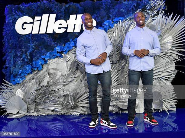 With the help of Devin McCourty and Jason McCourty Gillette shares the top grooming trends of 2018 with a declaration that one size does not fit...