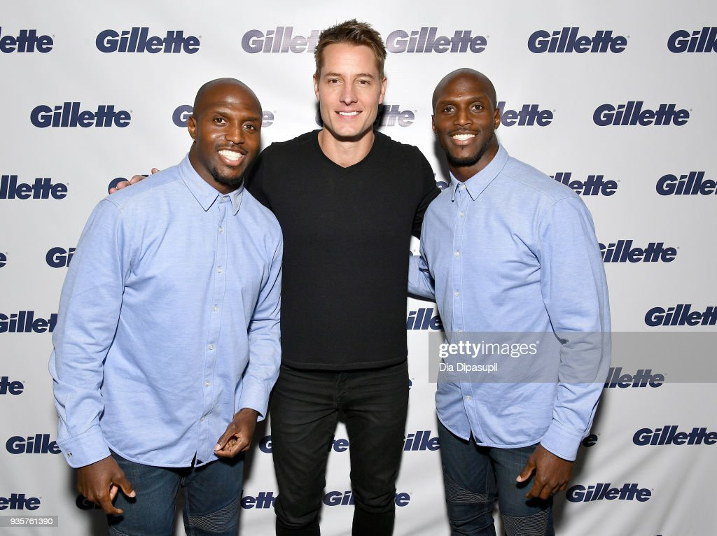 Gillette Event in NYC