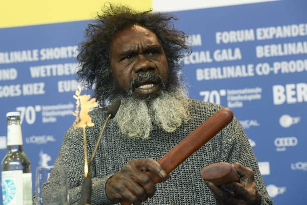 "DEU: ""High Ground"" Press Conference - 70th Berlinale International Film Festival"