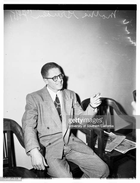 Witness before Grand Jury 24 October 1951 Morris Gruden