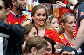 moscow russia wives girlfriends spanish players
