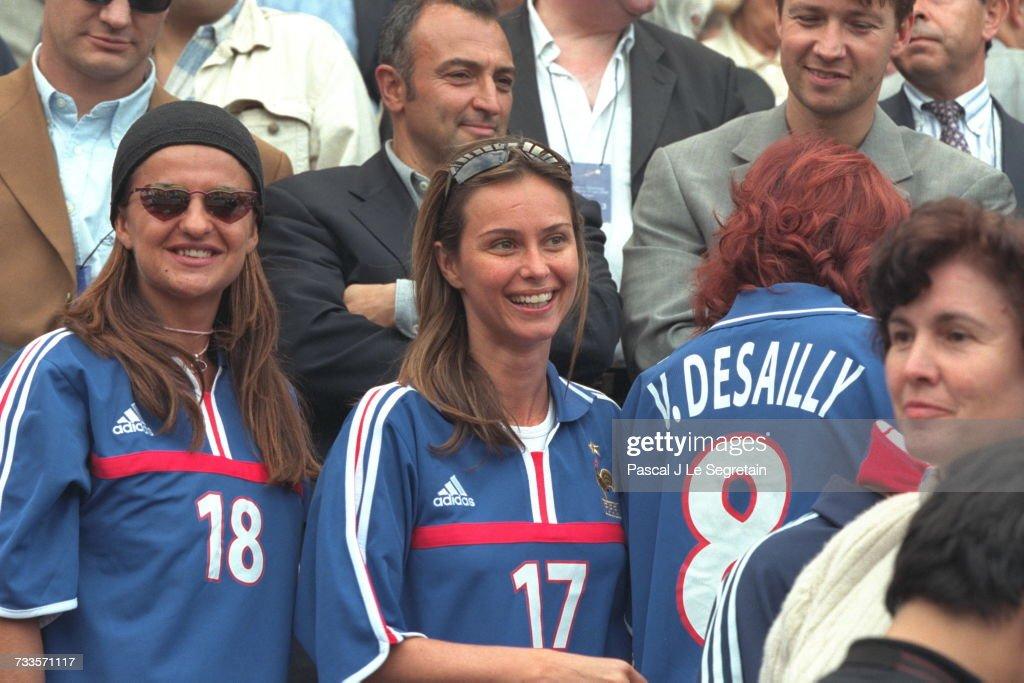 EURO 2000 : FRANCE V. DENMARK : Photo d'actualité