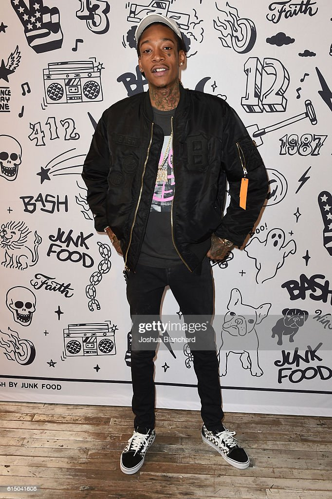 BASH by Junk Food // Wiz Khalifa and Junk Food Clothing Capsule Launch