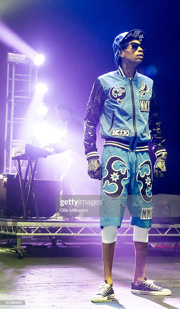 Wiz Khalifa Performs At Brixton Academy : News Photo
