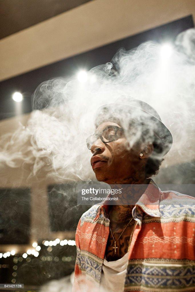 Wiz Khalifa : News Photo