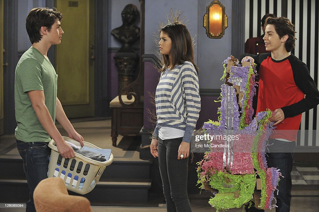 Disney Channel S The Wizards Of Waverly Place Season Four