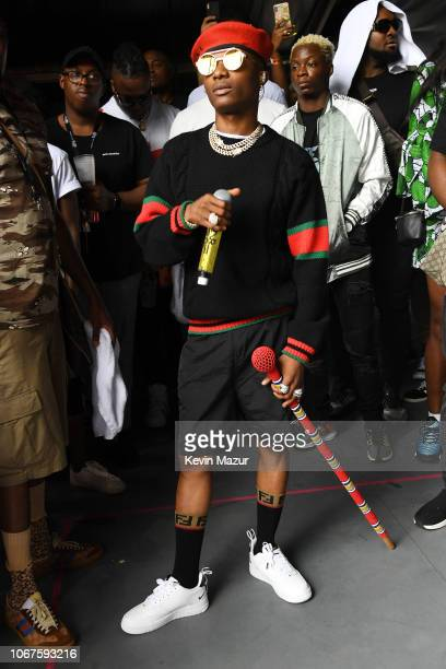 Wizkid Pictures and Photos - Getty Images
