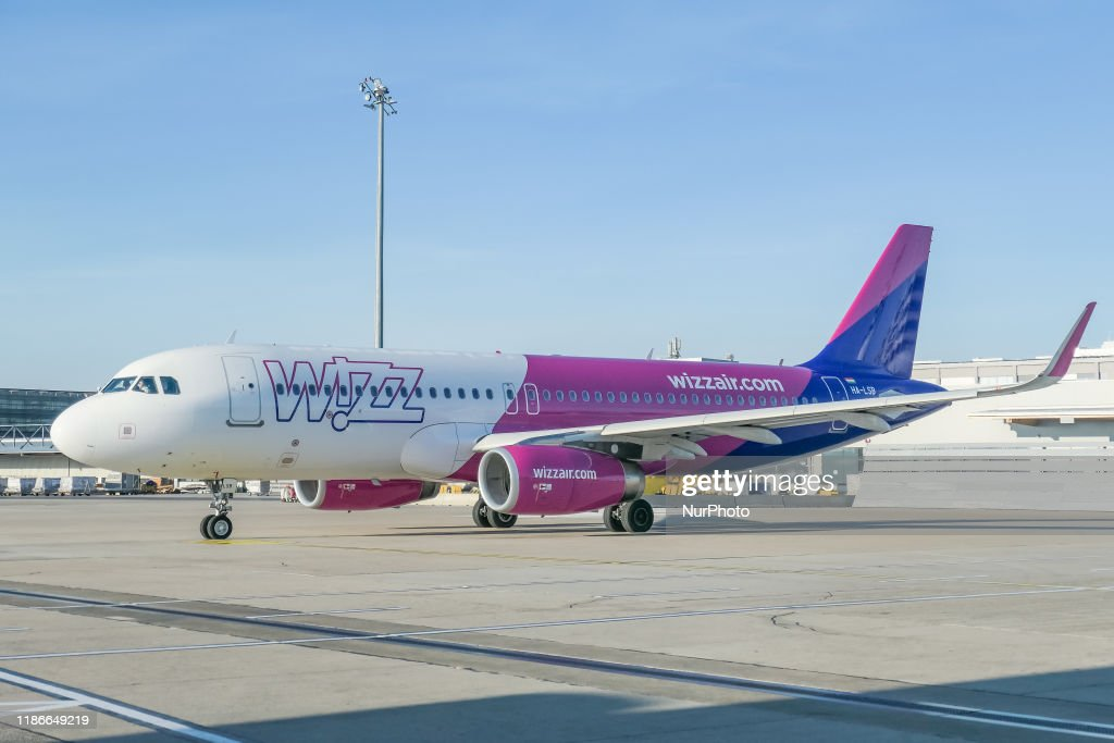 Wizz Air Airbus A320 Specifically A320 232 Winglets Aircraft As Seen News Photo Getty Images