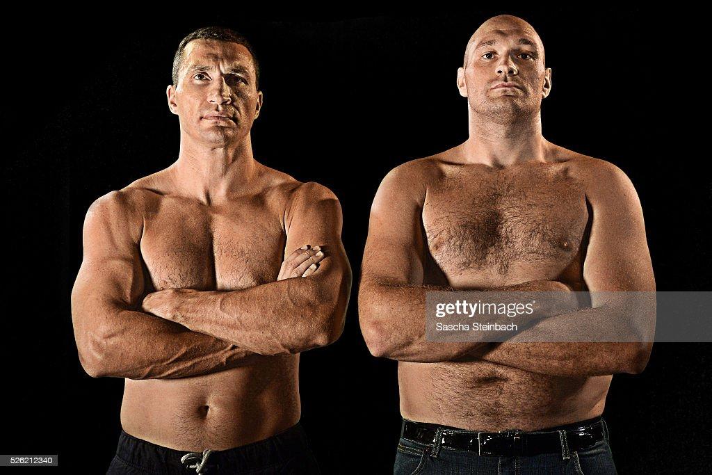 Tyson Fury v Wladimir Klitschko - Press Conference