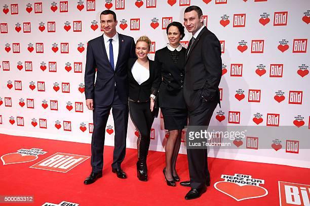 Hayden Panettiere Wladimir Klitschko Bilder Und Fotos
