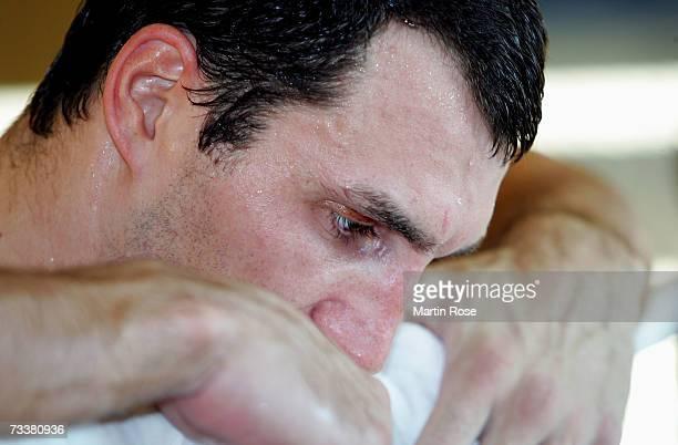 60 Top Training Session Wladimir Klitschko V Ray Austin