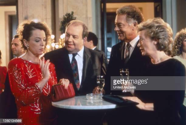 Wohin die Liebe fällt, Fernsehfilm, Deutschland 1990, Regie: Hans Jürgen Tögel, Darsteller: Veronika von Quast, Karl Friedrich, Klausjürgen Wussow,...