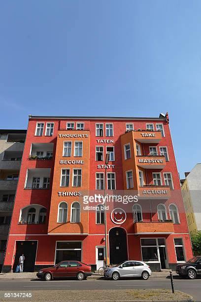 Wohnhaus Grunewaldstrasse Schoeneberg Berlin Deutschland / Schöneberg