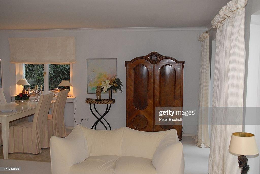 Wohnung von Heide Keller, Homestory, Bad Godesberg / Bonn, Nordr ...