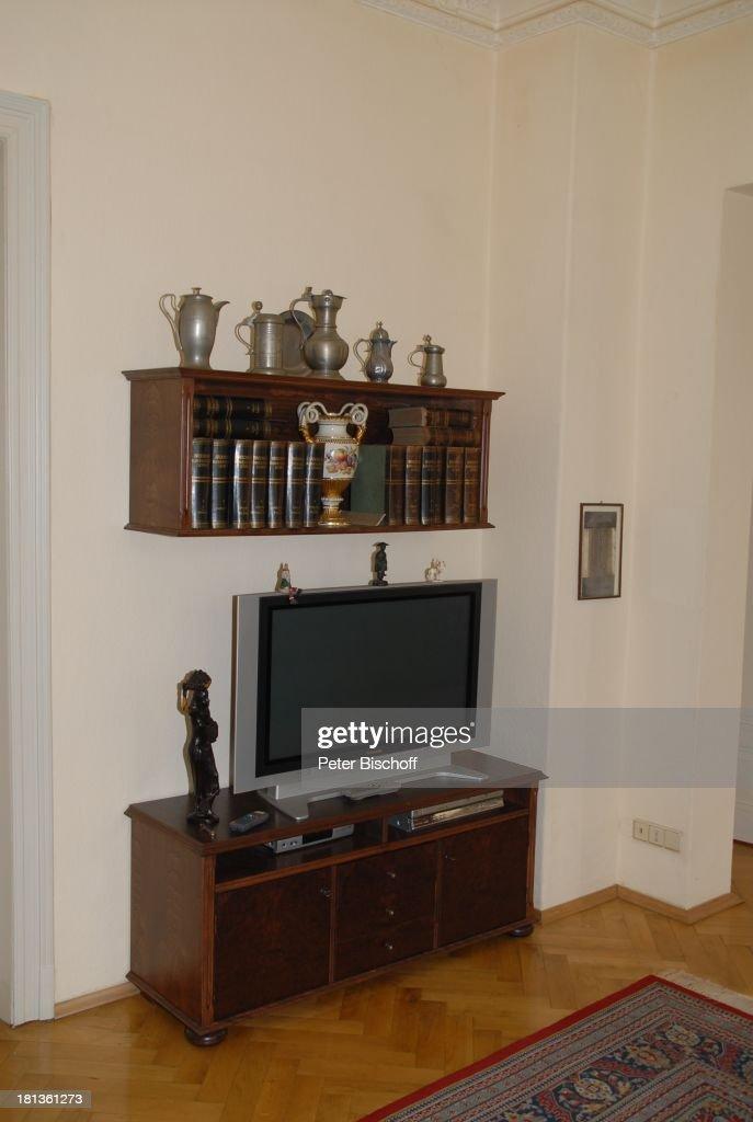 Wohnzimmer Von Gunther Emmerlich Homestory Dresden Sachsen D
