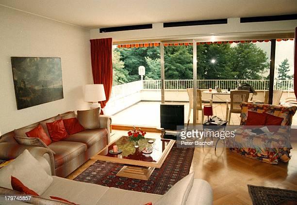 Wohnzimmer von Sonja ZiemannLugano/Schweiz Homestory Ferienwohnung