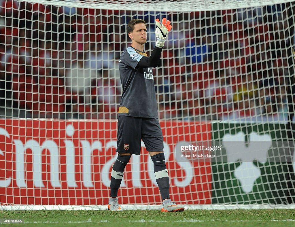 Arsenal v Singapore XI: Barclays Asia Trophy : News Photo