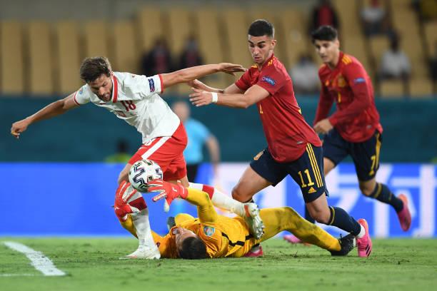ESP: Spain v Poland - UEFA Euro 2020: Group E