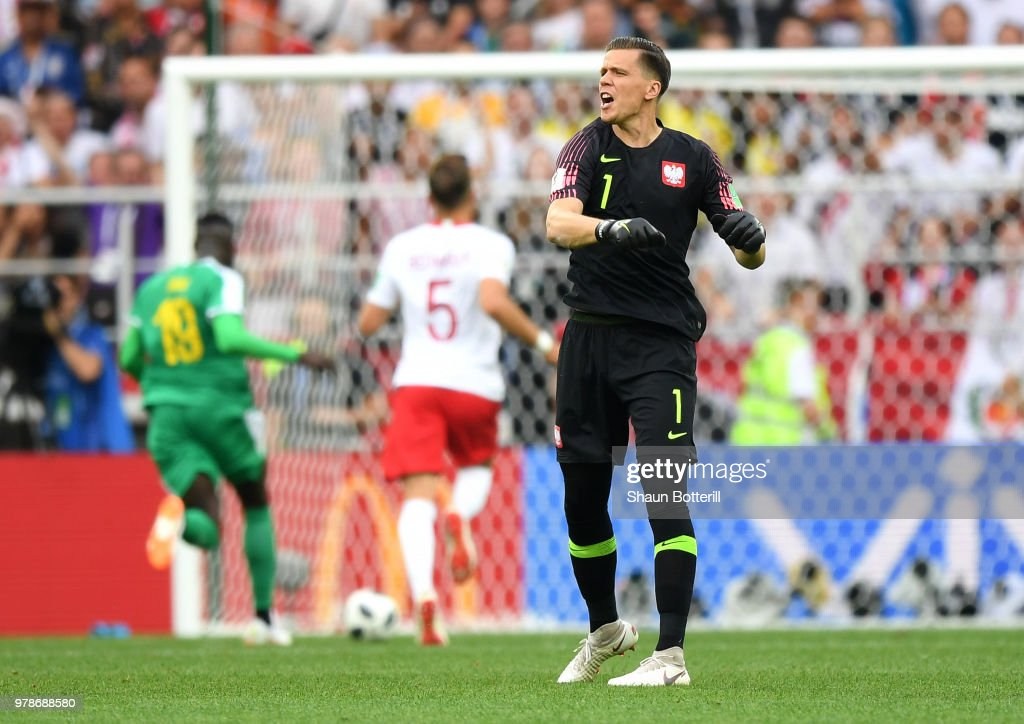 Poland v Senegal: Group H - 2018 FIFA World Cup Russia : News Photo