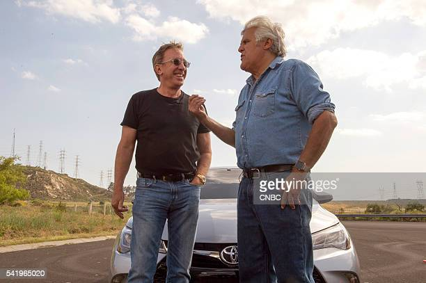 S GARAGE 'Wolf in Sheep's Clothing' Episode 206 Pictured Tim Allen Jay Leno