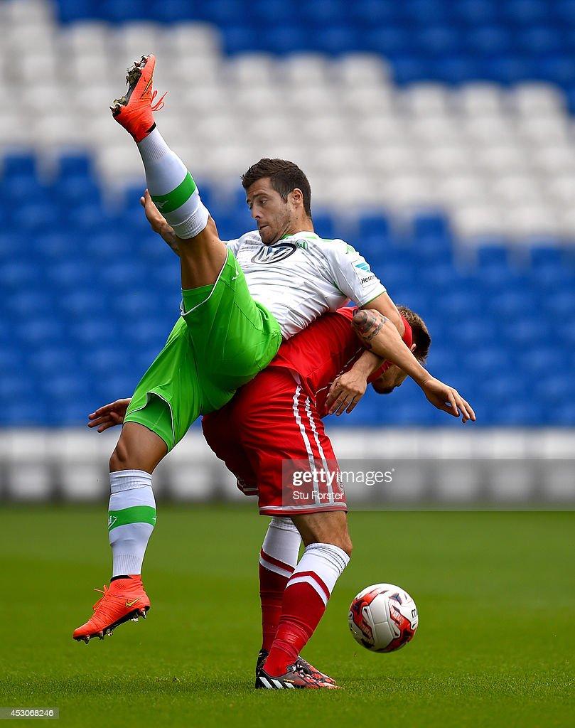 Cardiff City v Wolfsburg - Pre Season Friendly